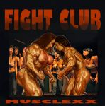 Fight Club by sgcaio