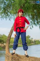 Trixie as Ranma Girl Cosplay by TrixieHeartilly