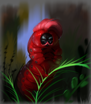 Markipillar by The-Gij