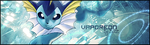 Vaporeon by NChicaGFX