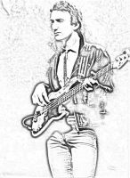 Test DOS *John Deacon* by MisterRhye