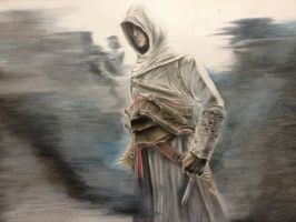 Altair - Assassin's Creed 1 by inhibitus
