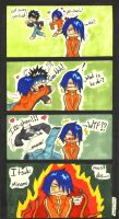 Air Gear Comic by Akureichi
