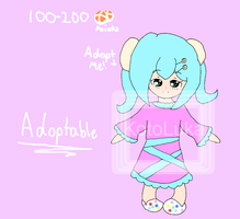 Adoptable 2 by KotoLuka