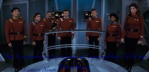 The Final Frontier RIP Leonard Nimoy by MexPirateRed