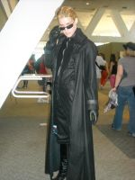 Resident Evil 5 Wesker by SolarisYuna