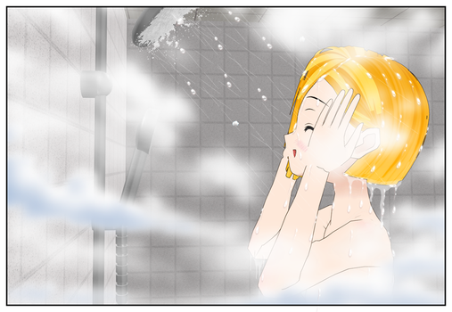 Hot Shower 001 by Daiger1975
