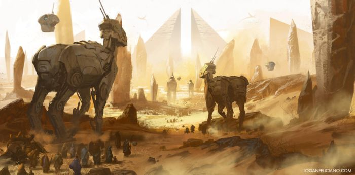 The Pilgrimage by 2wenty