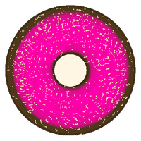 Happy National Donut Day. by catdragon4