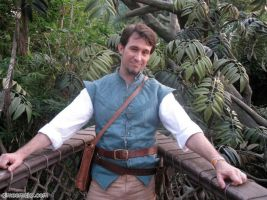 Flynn Rider Cosplay by aimeekitty