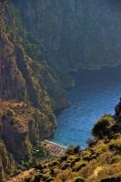 Butterfly Valley by pamukkale