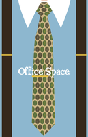 Minimal Office Space poster 01 by billpyle