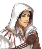 It's An Ezio by Horus-Goddess