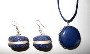 boucles d oreilles pate fimo by angy m on deviantart