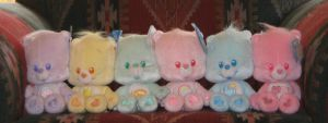 My Care Bear Cubs Collection by CheerBearsFan