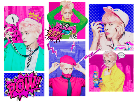 Jonghyun - She Is by xForeverwitchy