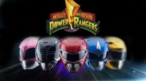 PR1- Mighty Morphin by scottasl