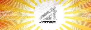 Artec snowboard design submiss by blue-flamingo