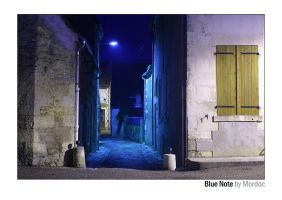 Blue Note by mordoc