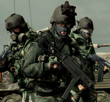 Spetsnaz Tiger Battalion by LordHayabusa357