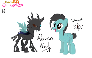 That's so changeling by nemo-kenway