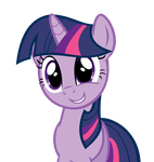 Twilight Smiling by BlondeauJ