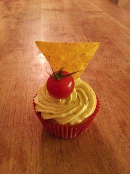 mexican cupcake by letther