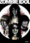 ZOMBIE IDOL#3 ''RAMONES''  2014 by chinook23