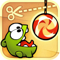 Cut The Rope Icon by Wolvonic