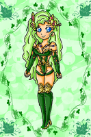 Rydia by babyblisblink