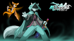 Dust: An Elysian Tail Fanart Wallpaper by Twokinds