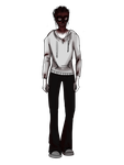 Commission:Jeff The killer(Airsharksquad's version by JrMonthra
