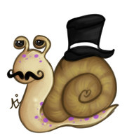 Sir Snail by aiMikash