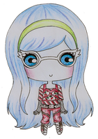 Ghoulia Yelps by Bee-chii