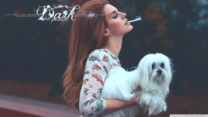 Lana Del Rey /wallpaper/ by noahjd