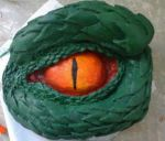 Dragon eye Sculpture by Hamera