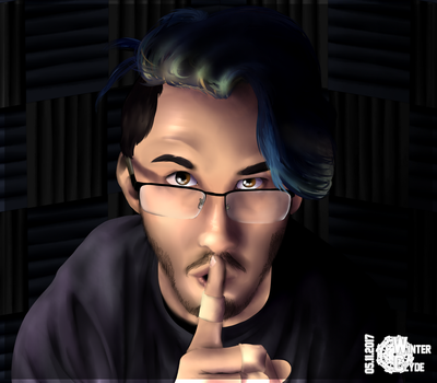 [ FANART and SP ] Markiplier by winterclyde