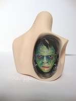 Frankenstein's Monster by Abel by RetroSpectiive