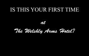 Welshly Arms Hotel by MAGMADIV3R