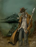 The Vagabond by GarthFT