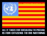 For Socialism to Prevail by Conservatoons