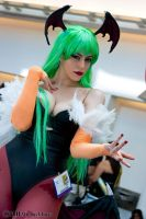 Morrigan Aensland 4 by Insane-Pencil
