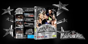 WWE Superstars Cover by WordLife316