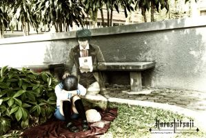 Father, I really miss you by haryadi-darkvictory