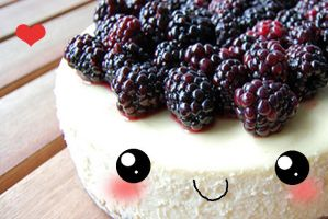 Rasberry Cheesecake+ by Mellosaur