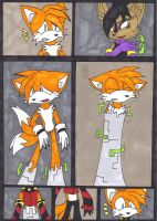 Iron Tails Page 1 by TeaLadyC8LIN
