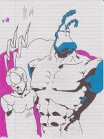 The Tick 1 by ColinNikka