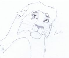 Kovu - Lion King 2 by Icefire23