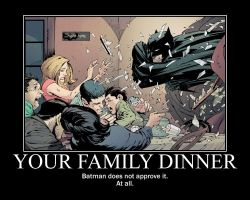 Motivation - Your Family Dinner by Songue