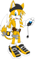 Tails NexT-GeN by GameFlasher